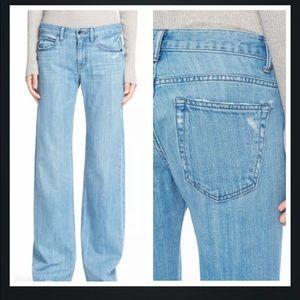 Helmut Lang Light Wash Flare Jeans Size 26